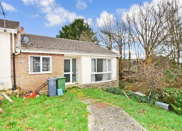 Thumbnail 2 bed semi-detached bungalow for sale in Downs View Road, St Helens, Ryde, Isle Of Wight