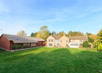 Thumbnail 5 bedroom detached house for sale in Roughton, Norwich