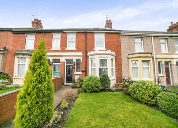 Thumbnail 4 bed terraced house for sale in Whickham Avenue, Dunston, Gateshead