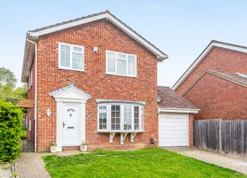 Thumbnail 4 bed detached house for sale in Lynwood, Guildford