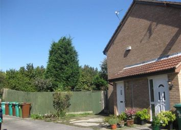 Thumbnail 1 bed terraced house to rent in Dean Close, Wollaton