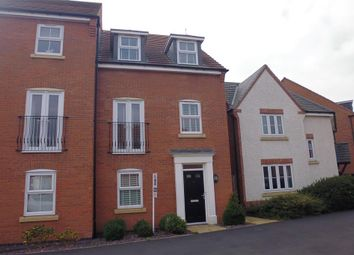 Thumbnail 4 bed end terrace house for sale in Goldstraw Lane, Fernwood, Newark