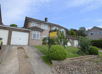 Thumbnail 3 bed semi-detached house for sale in Birkdene, Stocksfield