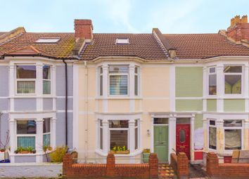 Thumbnail 3 bed terraced house for sale in Park Avenue, Bedminster, Bristol