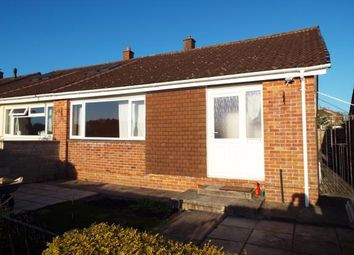 Thumbnail 2 bed bungalow for sale in Harewell Walk, Wells