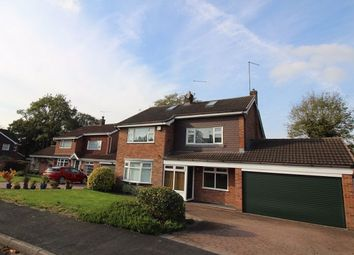 Thumbnail 4 bed detached house to rent in Ladygates, Betley, Crewe