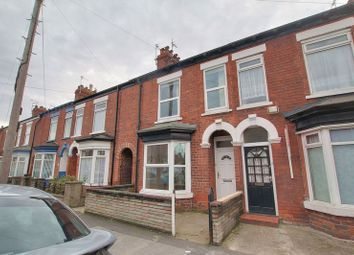 Thumbnail 2 bedroom terraced house to rent in Lambton Street, Hull