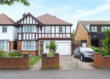 Thumbnail 4 bed detached house for sale in Atkins Road, London