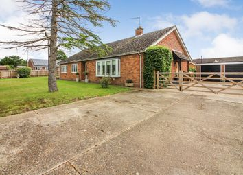 Thumbnail 3 bed detached bungalow for sale in Chapel Close, Pulham Market, Diss