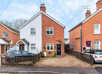 Thumbnail 2 bed semi-detached house for sale in Waterloo Road, Wokingham