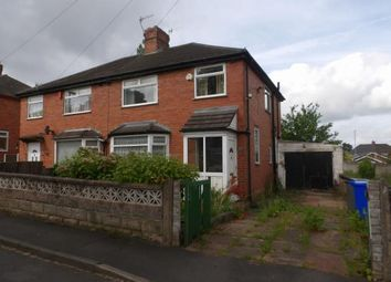 Thumbnail 3 bedroom semi-detached house for sale in Elmsmere Avenue, Stoke-On-Trent, Staffordshire