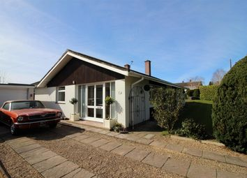 Thumbnail 5 bed detached bungalow for sale in Church Road, Newton Flotman, Norwich