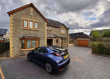 Thumbnail 6 bed detached house for sale in Coed Y Bronallt, Swansea