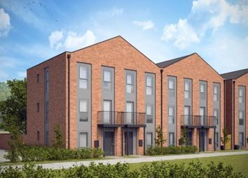 Thumbnail 3 bed town house for sale in Wolsey Island, Abbey Park Road, Leicester
