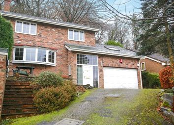 Thumbnail 4 bed detached house for sale in Ecton Avenue, Macclesfield, Cheshire