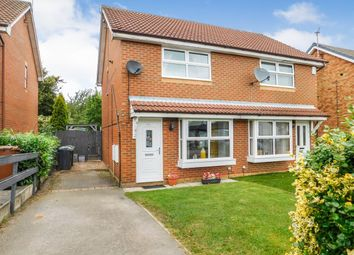 Thumbnail 2 bed semi-detached house for sale in Meadowgate Vale, Lofthouse, Wakefield