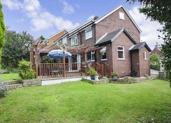 Thumbnail 3 bed semi-detached house for sale in Wenthill Close, Ackworth, Pontefract