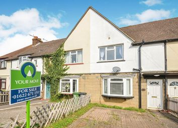 3 bed terraced house for sale in Lower Road, Maidstone, Kent ME15