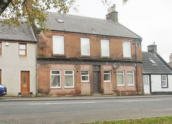 Thumbnail 1 bed flat for sale in 85, Castle, Pathhead, New Cumnock KA184Ag