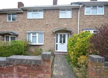 Thumbnail 3 bed terraced house for sale in Dartmouth Walk, Basingstoke, Hampshire