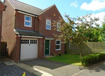 Thumbnail 4 bedroom detached house for sale in Keepers Avenue, Kirkby-In-Ashfield, Nottinghamshire