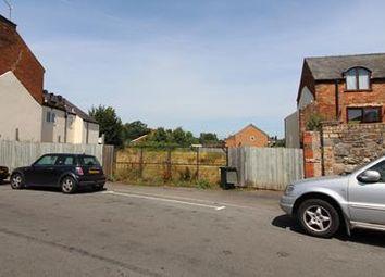 Thumbnail Land for sale in Oak Street, Oswestry