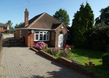 Thumbnail 3 bedroom bungalow for sale in Ashby Road, Woodville, Derbyshire