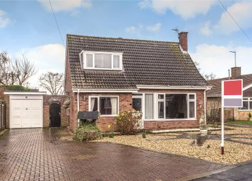 Thumbnail 3 bed detached house for sale in Waverley Avenue, North Hykeham