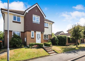 Thumbnail 4 bed detached house for sale in Bournville Drive, Bury