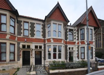 Thumbnail 3 bed terraced house for sale in Cathedral Road, Cardiff