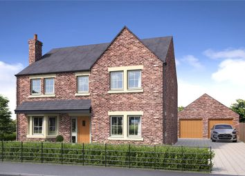 Thumbnail 4 bed detached house for sale in House 1 - The Langthorpe, Slingsby Vale, Ferrensby, Near Knaresborough, North Yorkshire
