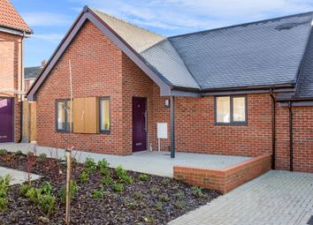 Thumbnail 2 bed semi-detached bungalow for sale in Maple Park, Long Stratton, Norwich