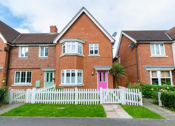Thumbnail 3 bed end terrace house for sale in Rose Walk, Sittingbourne