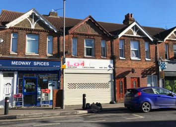 Thumbnail Retail premises for sale in 302B Canterbury Street, Gillingham, Kent