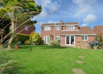Thumbnail 3 bed detached house for sale in Green Lane, Tickton, Beverley