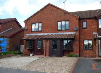 Thumbnail 2 bed terraced house for sale in Lindum Walk, North Kelsey, Market Rasen