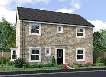 """Thumbnail 4 bedroom detached house for sale in """"Stevenson"""" at Windmill View, Scholes, Holmfirth"""