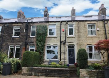 Thumbnail 3 bed terraced house for sale in Salisbury Street, Calverley, Pudsey