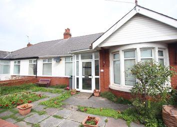 Thumbnail 3 bedroom semi-detached bungalow for sale in Chislehurst Avenue, Blackpool