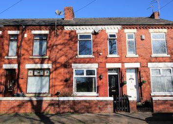 Thumbnail 3 bed terraced house for sale in Poplar Grove, Gorton, Manchester