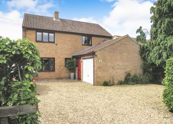 Thumbnail 4 bedroom detached house for sale in Lynn Road, Southery, Downham Market