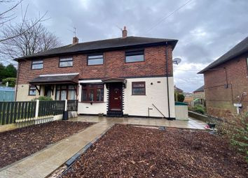 Thumbnail 3 bed semi-detached house for sale in Walmer Place, Longton, Stoke-On-Trent, Staffordshire