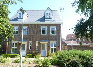 Thumbnail 4 bed semi-detached house to rent in Millers View, Ipswich