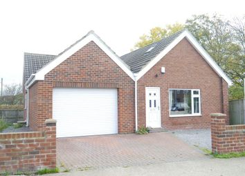 Thumbnail 4 bed detached bungalow for sale in Thornhill Road, Ponteland, Newcastle Upon Tyne
