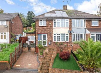 Thumbnail 3 bed semi-detached house for sale in Poplar Road, Rochester