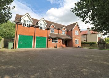 Thumbnail 5 bed detached house for sale in Church Road, Elmstead, Colchester, Essex