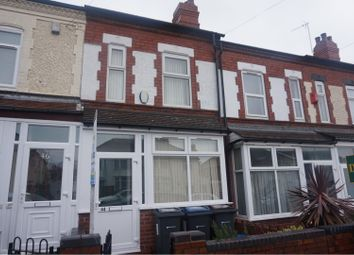 Thumbnail 4 bed property to rent in Westminster Road, Birmingham