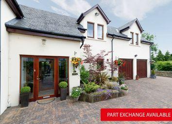 Thumbnail 4 bed detached house for sale in 7 Farm House Lane, Tillietudlem, South Lanarkshire