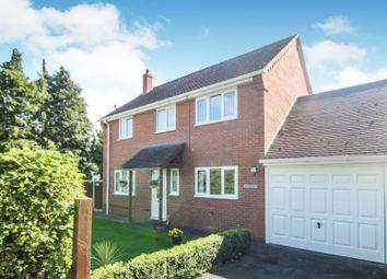 Thumbnail 3 bedroom detached house for sale in Wattlesborough, Shrewsbury