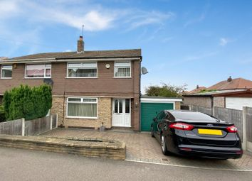 Thumbnail 3 bed semi-detached house for sale in Crispin Drive, Gleadless